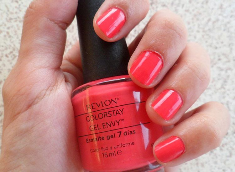 colorstay gel envy revlon